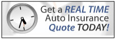 Get a REAL TIME Auto Insurance Quote TODAY!